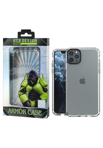 ATB Design HoneyComb Hülle TPU iPhone 11 Pro max