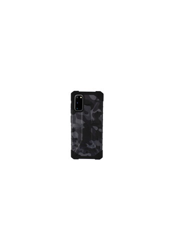 Colorfone Shockproof Army S20 Zwart