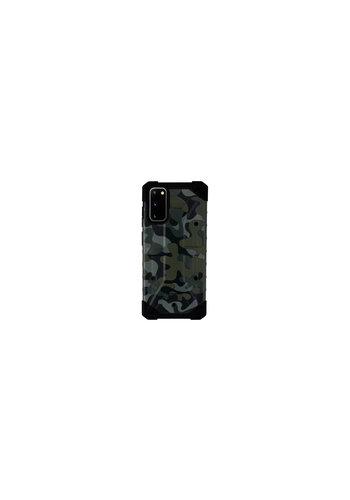 Colorfone Stoßfeste Armee S20 Grün