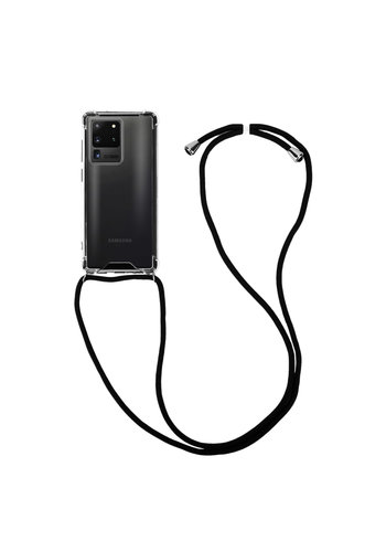 Colorfone Stoßfestes Kabel S20 Ultra Transparent