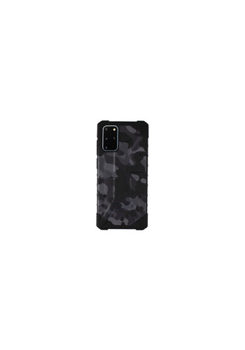 Colorfone Shockproof Army S20 Plus Zwart