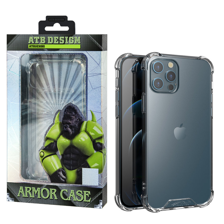 "Anti Shock Case TPU+PC iPhone 12 Pro Max (6.7"")"