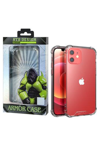 "ATB Design Anti-Schock-TPU + PC iPhone 12/12 Pro (6,1 "")"