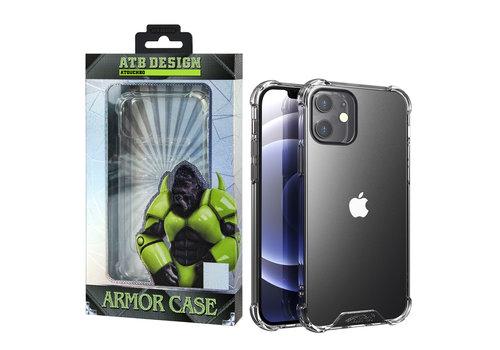 """ATB Design Anti-Schock-TPU + PC iPhone 12 Mini (5,4 """")"""