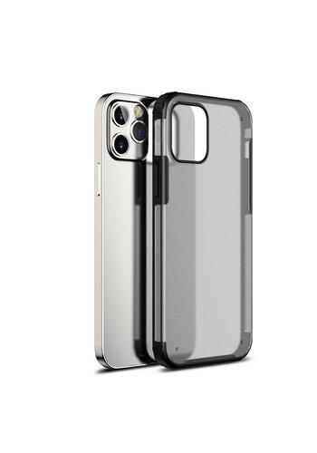 Devia Pioneer Shockproof Case iPhone 12 Pro Max 6.7'' Zwart