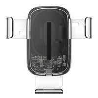 AutoHouder met 15W draadloos laden Transparant