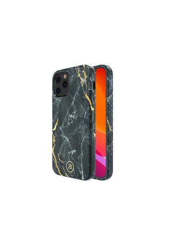 Kingxbar Jade BackCover iPhone 12 Pro Max 6.7 '' Black