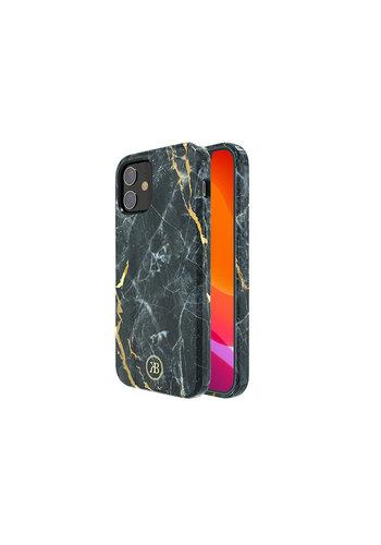 Kingxbar Jade BackCover iPhone 12 mini 5,4 '' Czarny
