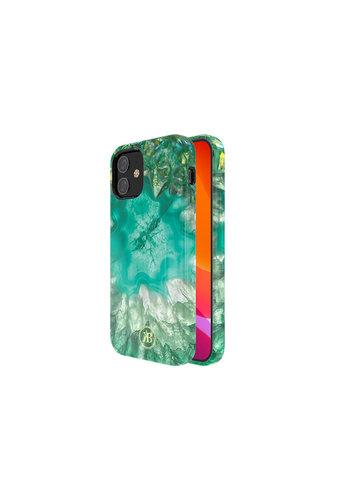 Kingxbar Crystal BackCover iPhone 12 mini 5,4 '' zielony