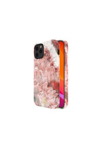 Kingxbar Crystal BackCover iPhone 12 Pro Max 6,7 '' Czerwony