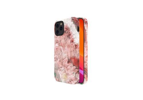 Kingxbar Crystal BackCover iPhone 12 Pro Max 6,7 '' Rot