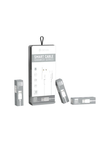 Devia iDrawer Smart Apple Lightning Cables