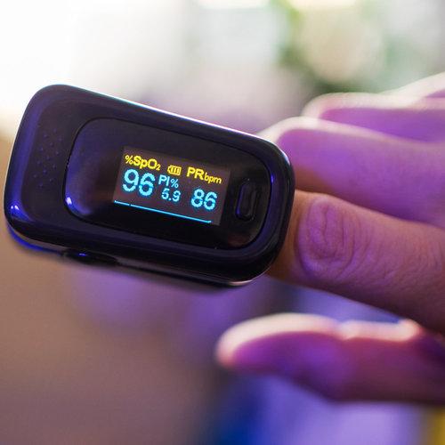 Pulsoximeter in COVID-19: Warum und Wie