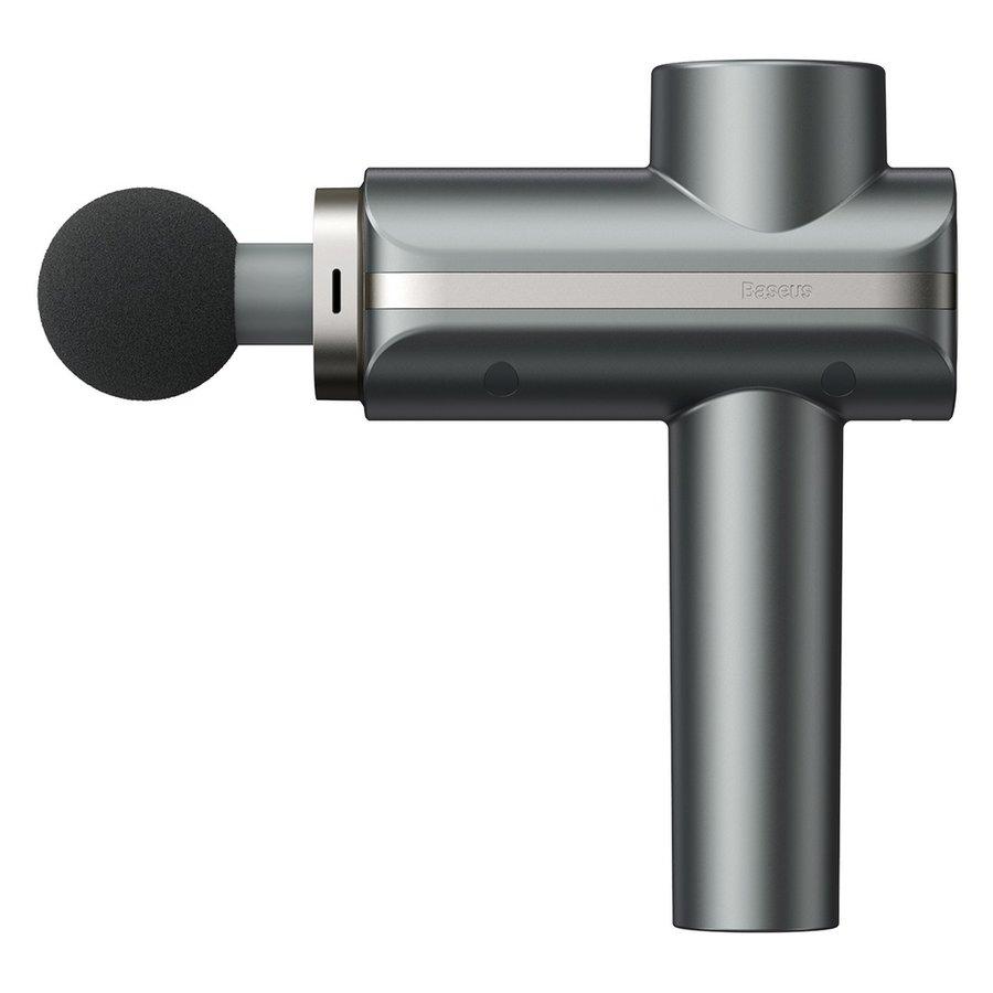 Dual-Mode Massage Gun Donkergrijs