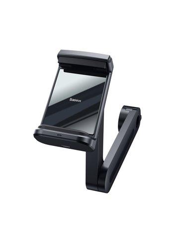 Baseus Hoofdsteun Mobielhouder Wireless Charger