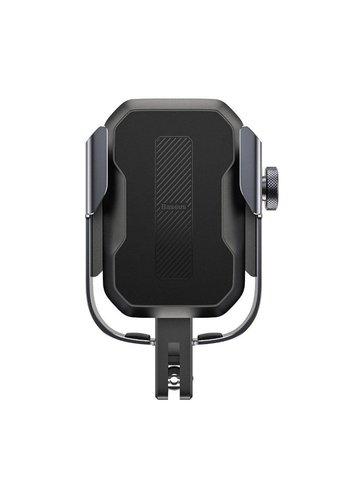 Baseus Universal Mobile Halter für Fahrrad / Motor Schwarz