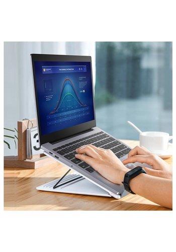 Baseus Opvouwbare & Verstelbare Mesh Laptopstandaard 15 Inch