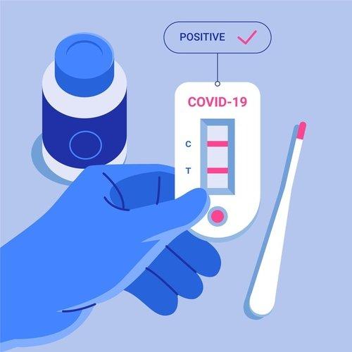Zestawy testowe COVID