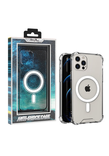 Atouchbo Anti Shock + MagSafe Connect iPhone 12 Pro Max (6,7 cala)