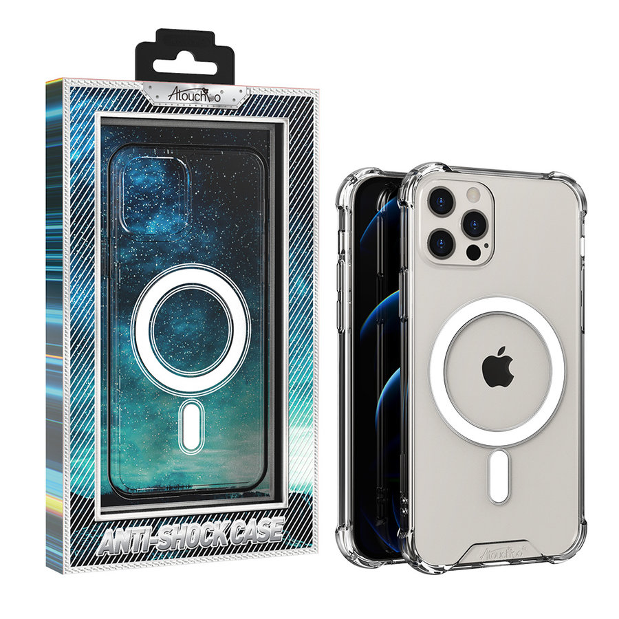 """Anti Shock + MagSafe Connect iPhone 12/12 Pro (6,1 """")"""