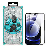 ATB Design Displayschutzfolie 100D Gehärtetes Glas iPhone 12 Mini