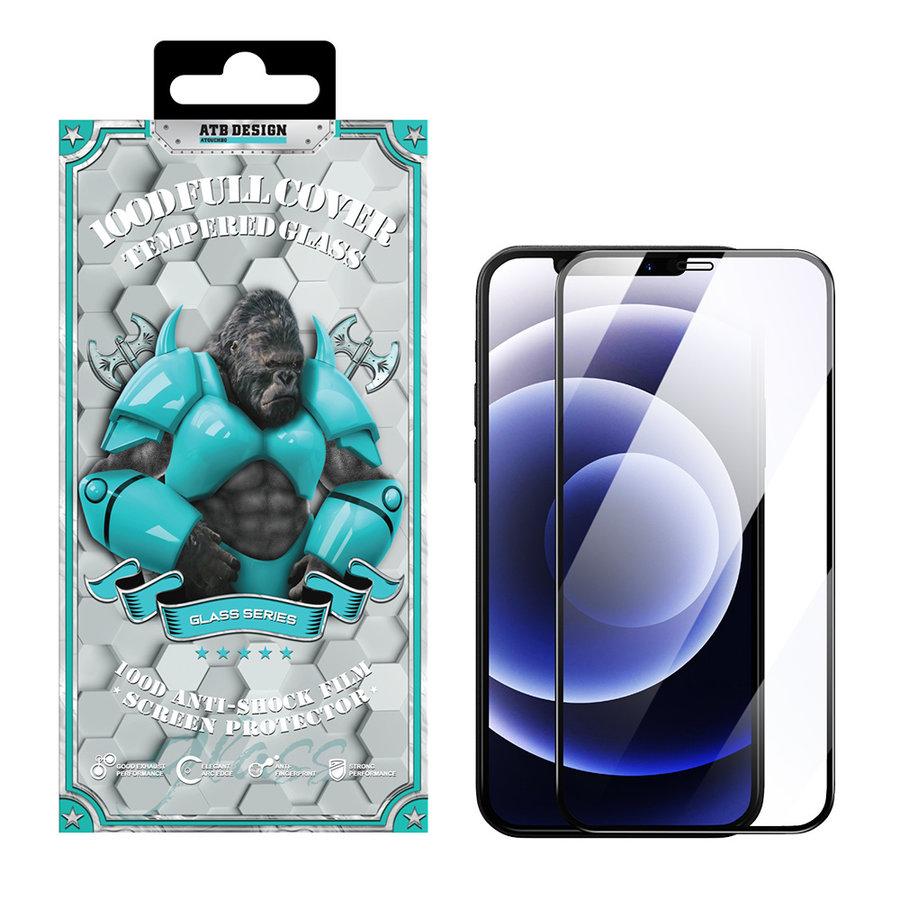 Displayschutzfolie 100D Gehärtetes Glas iPhone 12 Mini