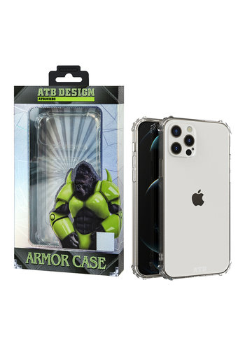 ATB Design Etui Wojskowe TPU iPhone 12 Pro Max
