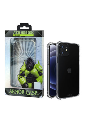 ATB Design Military Hoesje TPU iPhone 12/ 12 Pro