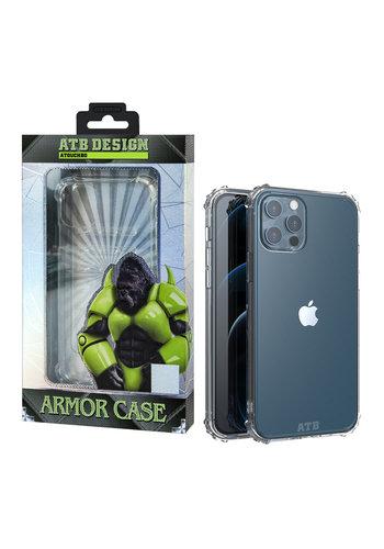 ATB Design Etui wojskowe TPU iPhone 12 Mini