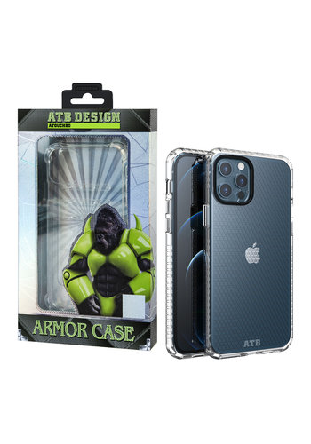 ATB Design HoneyComb Hoesje TPU iPhone 12/12 Pro