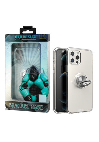 ATB Design Uchwyt pierścieniowy TPU iPhone 12 Pro Max