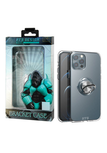 ATB Design Ring Houder TPU iPhone 12/12 Pro