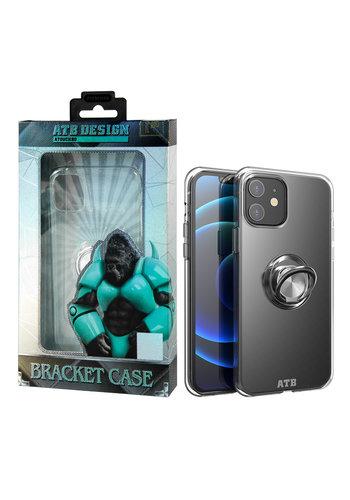ATB Design Uchwyt pierścieniowy TPU iPhone 12 Mini