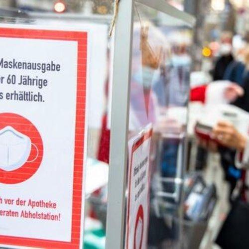 Waarom hebben Duitsland en Oostenrijk de verplichting opgelegd om FFP2-maskers te dragen?