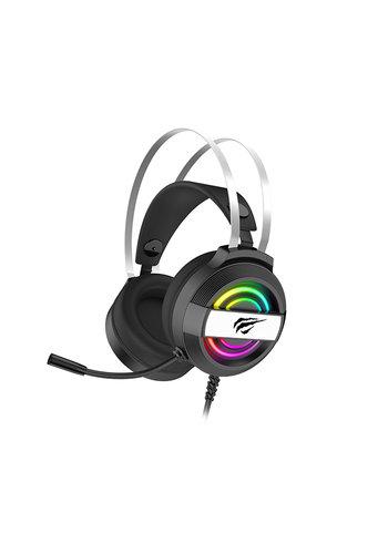 Havit H2026D Gaming Headset - RBG light