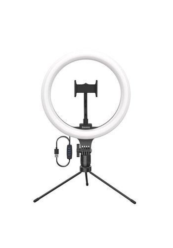 Baseus Live Broadcast Lights Telefonhalter 10-Zoll-Lichtring