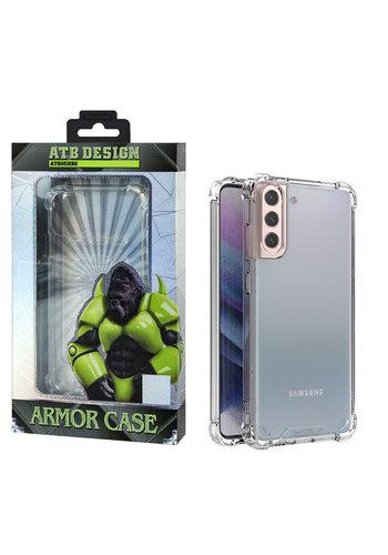 ATB Design Anti-Schock-TPU + PC Samsung S21 Plus