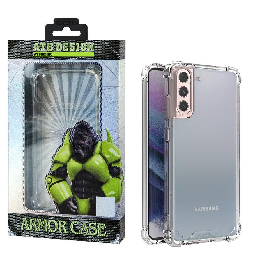 Anti-Schock-Gehäuse TPU + PC Samsung S21 Plus