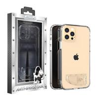 Anti Shock + Standaard Hoesje iPhone 12 Pro Max 6.7''