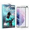 Atouchbo 99D Nano Glas Displayschutzfolie Samsung S21 Plus