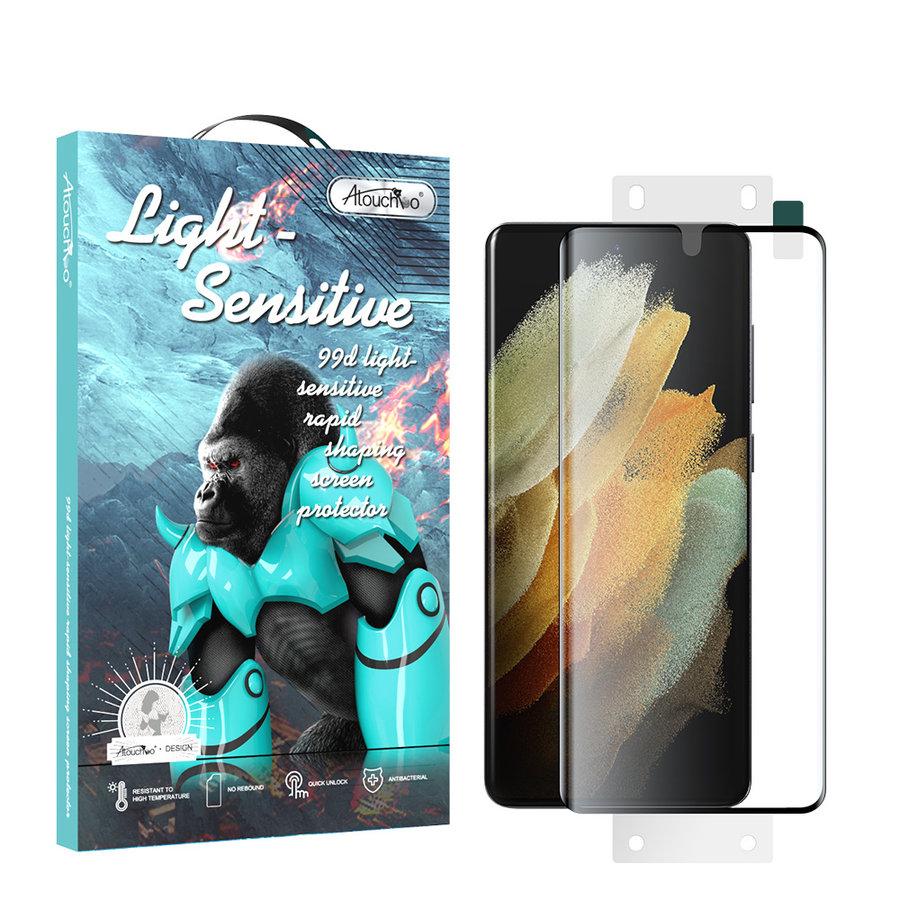 99D Nano Glass Screen Protector Samsung S21 Ultra