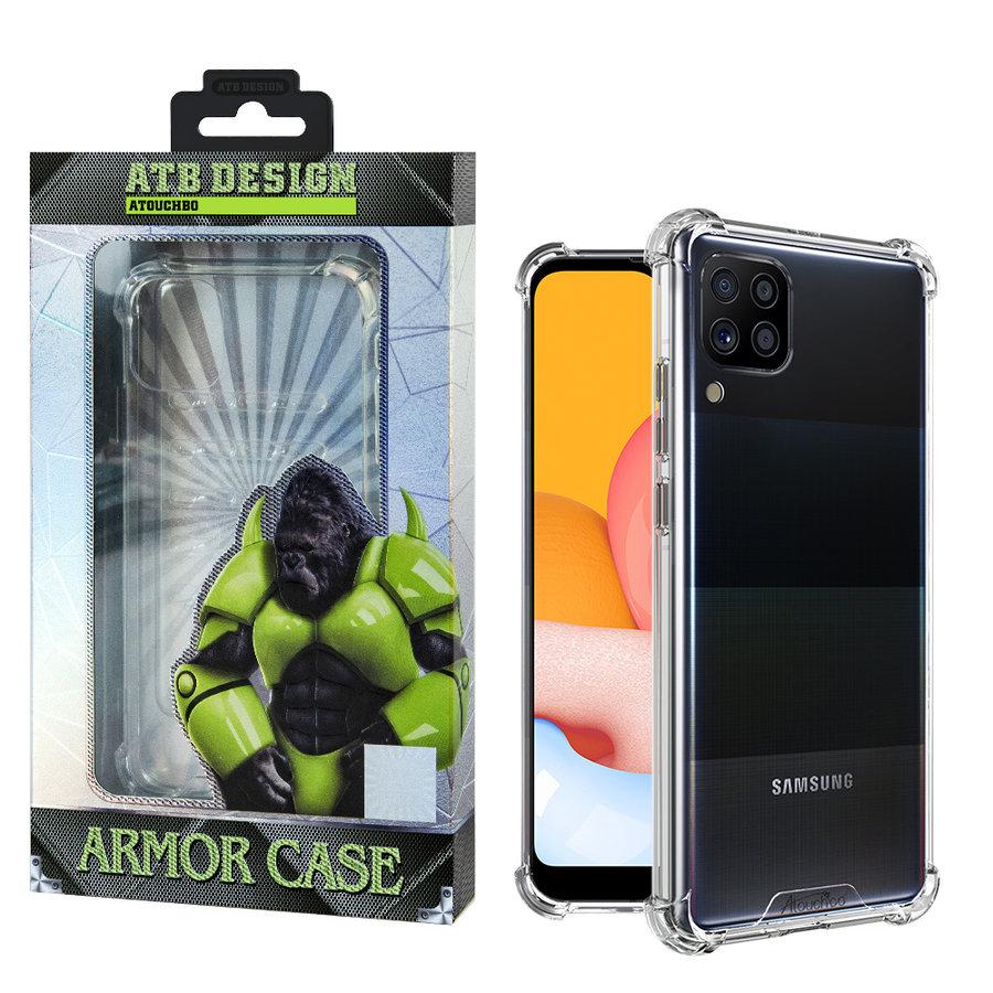 Etui Anti Shock Case TPU + PC Samsung A42