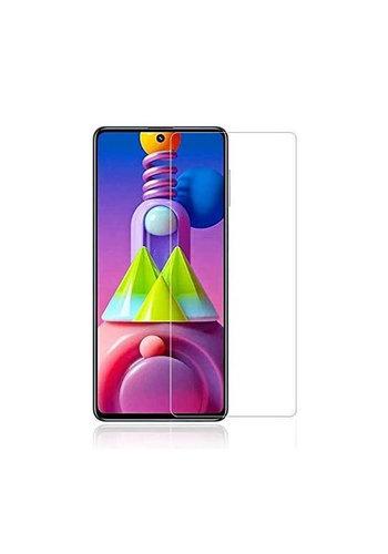Colorfone Displayschutzfolie gehärtetes Glas M51