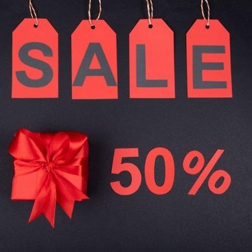 Sunglasses & Fashion Sale 50%