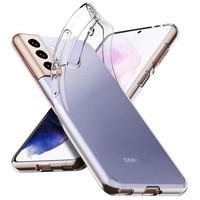 Pokrowiec Coolskin3T do telefonu Samsung S21 Transparent White