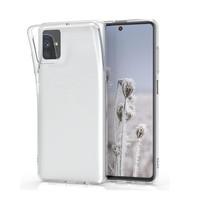 Pokrowiec Coolskin3T do Samsung M51 Transparent White