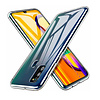 Colorfone Pokrowiec Coolskin3T do Samsung M21 Transparent White