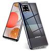 Colorfone Pokrowiec Coolskin3T do telefonu Samsung A42 Transparent White