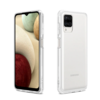 Colorfone Pokrowiec Coolskin3T do telefonu Samsung A12 Transparent White