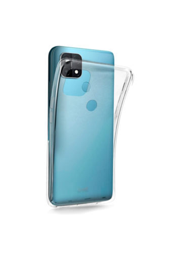 Colorfone CoolSkin3T Oppo A15 Tr. Wit